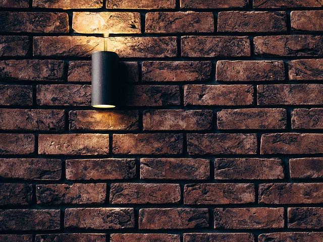 interiérové světlo