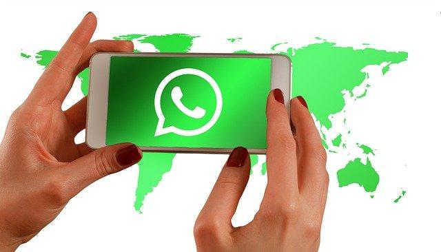 whatsapp v mobilu
