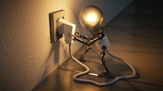 S elektrospotřebiči je třeba zacházet opatrně!