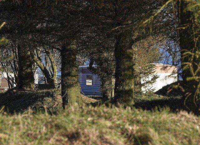 Mobilheim za lesíkem