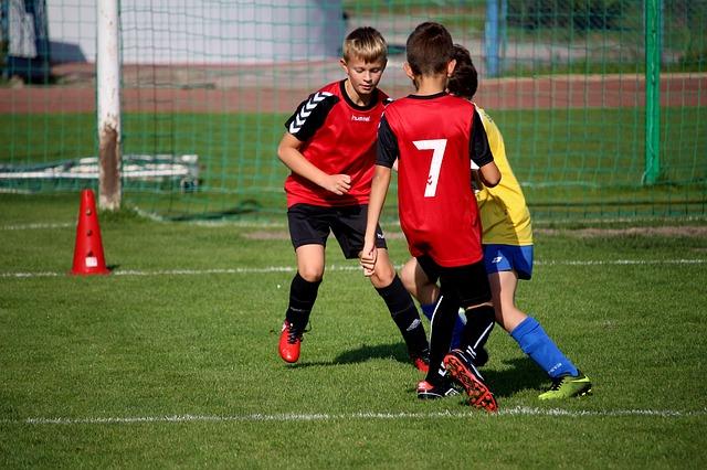 Fotbalový turnaj dětí