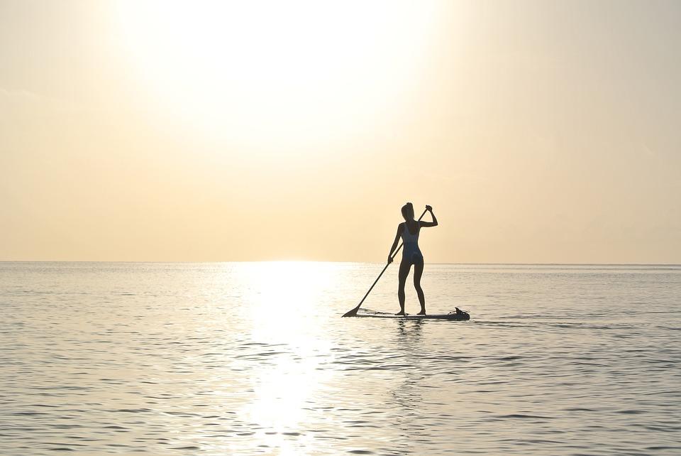 Co je paddleboarding?